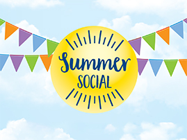 Summer Social for Events Calendar