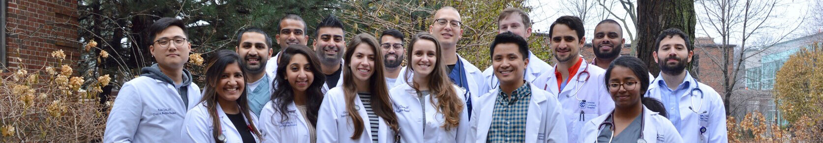 Current Family Medicine Residents