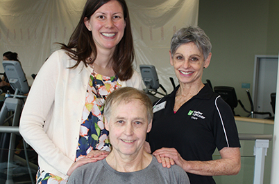 Dans Active Lifestyle Helps Him Overcome Difficult Cancer Diagnosis