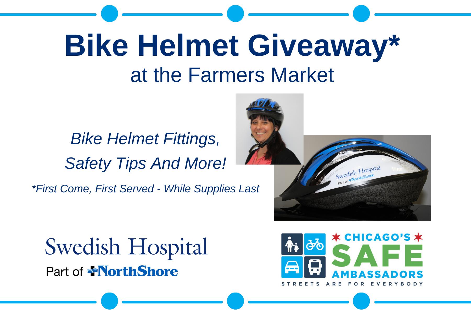 FM Bike Helmet Giveaway