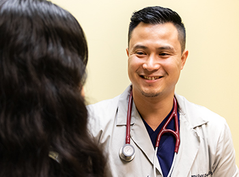 Meet Dr. Tommy Dang