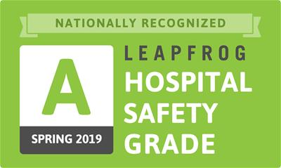 Swedish Covenant Hospital Earns 'A' Leapfrog Safety Rating