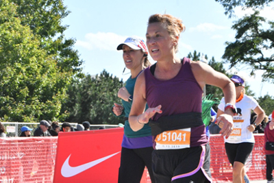 First Marathon Runner Sports Medicine Patient Story
