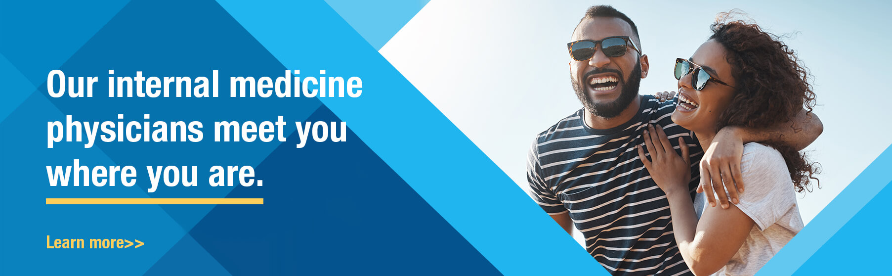 Internal Medicine Physicians Meet You Where You Are