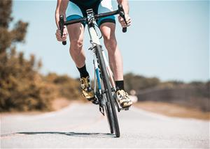 Bicyclist Anterior Hip Replacement