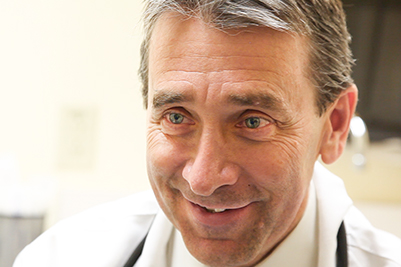 Meet Dr. Terleckyj