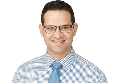 Meet Pediatrician David Stiasny